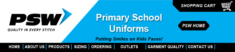 Welcome to Primary Schoolwear